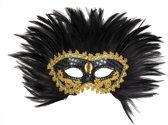 St. Oogmasker Raven queen
