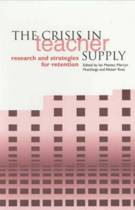 The Crisis in Teacher Supply