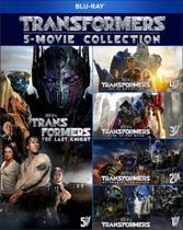 Transformers 1 t/m 5 Boxset (Blu-ray)