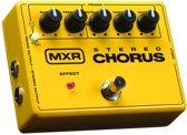 MXR M134 Stereo Chorus reverb/chorus/vibrato/tremolo pedaal