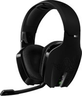 Razer Chimaera Wireless 5.1 Virtueel Surround Gaming Headset - Zwart (PC + Xbox 360)
