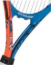 Dunlop JR 23 G7 HQ - Oranje/Blauw/Zwart - Tennisracket Unisex - 674559