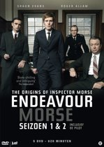 Endeavour Morse - Seizoen 1 & 2 + Pilot (dvd)