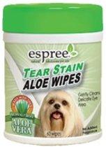 Espree Tear Stain Wipes