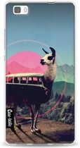 Casetastic Softcover Huawei P8 Lite - Llama