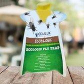 Ecologische vliegenzak - vliegenval met lokmiddel - Extra groot