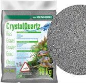 Dennerle kwartsgrind leisteen grijs - Inhoud: 10 kilo