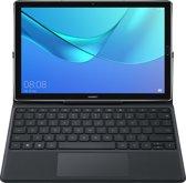 Huawei M5(pro) 10 inch Keyboard - leren case(Qwerty)