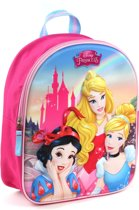 Princess Enchanted (3D) Kinderrugzak - 9,3 l - Roze