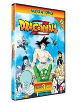 Dragonball Z Series Mega Dvd 1