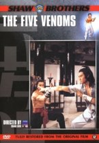 Five Venoms (dvd)