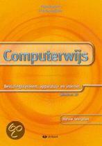 Computerwijs: besturingssysteem, apparatuur en internet xp - leerwerkboek
