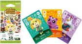 Nintendo amiibo Animal Crossing Happy Home Designer 3 Card Pack - Wii U + NEW 3DS