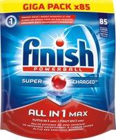 Finish All in 1 Max Regular 85 vaatwastabletten