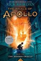 The Trials of Apollo, Book One the Hidden Oracle