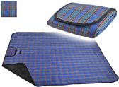 Opbouwbaar Waterbestendig Picknickkleed Buiten - Waterdicht Plastic Picknick Deken / Kleed / Plaid Groot - 180 x 145 cm
