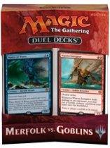 Merfolk vs Goblins Duel Deck *op=op*