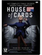 House Of Cards - Seizoen 6 (The Final Season)