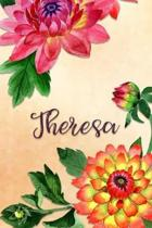 Theresa: Personalized Journal for Her (Su Diario)