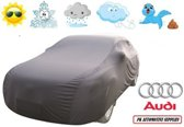 Autohoes Grijs Polyester Stretch Audi A1 2010-