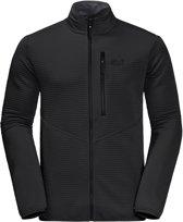 Jack Wolfskin Modesto Outdoorjas - Maat XL  - Mannen - zwart