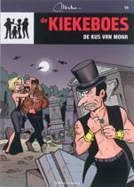"""""""De Kiekeboes 59 - De kus van Mona"""""""