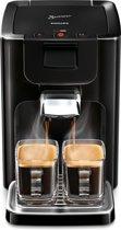 Philips Senseo Quadrante HD7865/60 - Koffiepadapparaat - Zwart