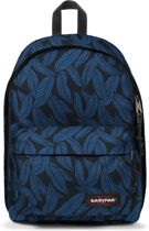 Eastpak Out Of Office Rugzak - 14 inch laptopvak - Leaves Blue