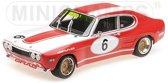 Ford Capri RS 2600 Ford-Tuning Siegen #6 Nürburgring 6 Hours 1973 - 1:18 - Minichamps