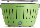 LotusGrill Classic Tafelbarbecue - Ø350 mm - Groen
