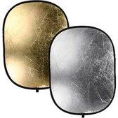Bresser BR-TR5 150x200cm Reflectiescherm goud/zilver
