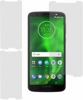 MP case 3 Stuks Motorola Moto G6 Play Tempered Glass Screen Protector glas folie 9H
