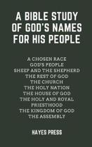 A Bible Study of God's Names for His People