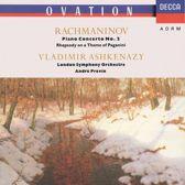 Rachmaninov: Piano Concerto no 2 / Ashkenazy, Previn
