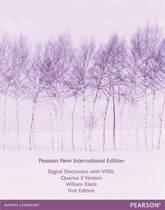 Digital Electronics with VHDL (Quartus II Version): Pearson  International Edition