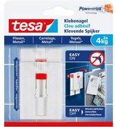 Tesa 77767 verstelbare klevende spijker voor metaal en tegels
