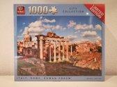 King Puzzel - 1000 stukjes - Eiffeltoren - Limited Edition