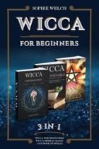Wicca for Beginners 3 in 1