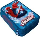 Spiderman - 3 dubbel gevulde etui - 44 stuks
