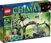 LEGO Chima Spider Basis - 70133