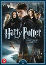 DVD cover van Harry Potter En De Halfbloed Prins