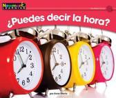 +puedes Decir La Hora? Leveled Text