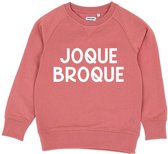 JOQUE BROQUE DARKROSE KIDS SWEATER
