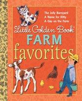 Little Golden Book Farm Favorites
