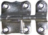 Qlinq Grendel Amerikaans Model - Verzinkt - 50 mm