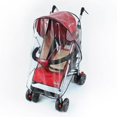 Universele Regenhoes Kinderwagen - Buggy Regenscherm Wandelwagen & Maxi Cosi