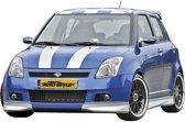AutoStyle Voorspoiler Corners Suzuki Swift 2005- excl. Facelift