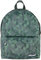 Offshore Rugzak Rugtas Camouflage School Tas 6-12 Jaar A4