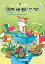 Ik ♥ lezen - Kleine kat gaat op reis