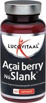 Lucovitaal - NúSlank  Acai Berry Formule - 60 capsules - Voedingssupplementen